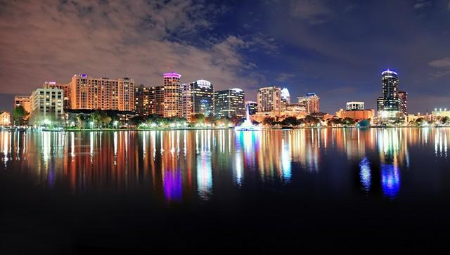 Laut WalletHub die US-Stadt mit dem zweigrößten Unterhaltungspotenzial 2019: Orlando
