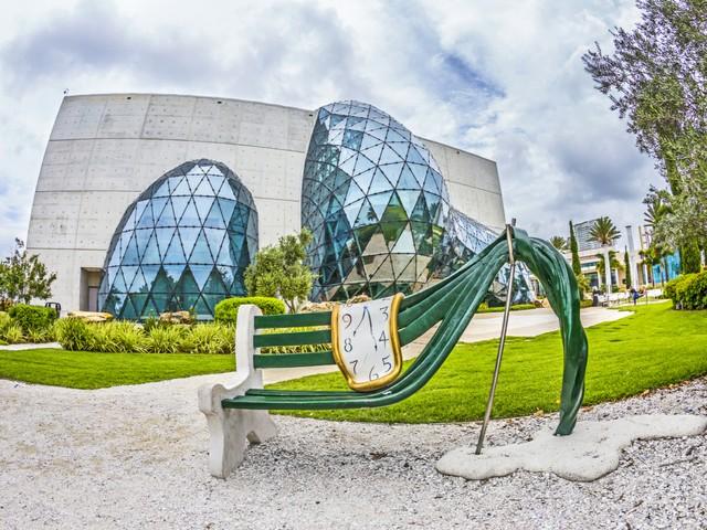 Salvador Dali Museum St Petersburg