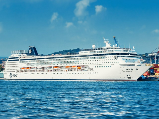 Kreuzfahrt Florida MSC Armonia