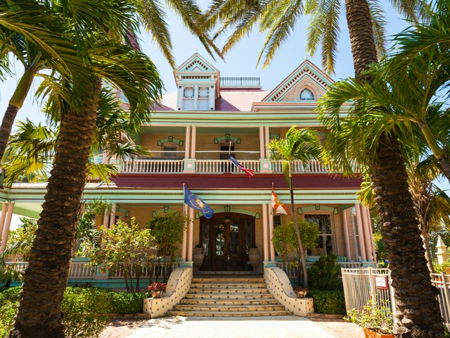 Key West southernmost House