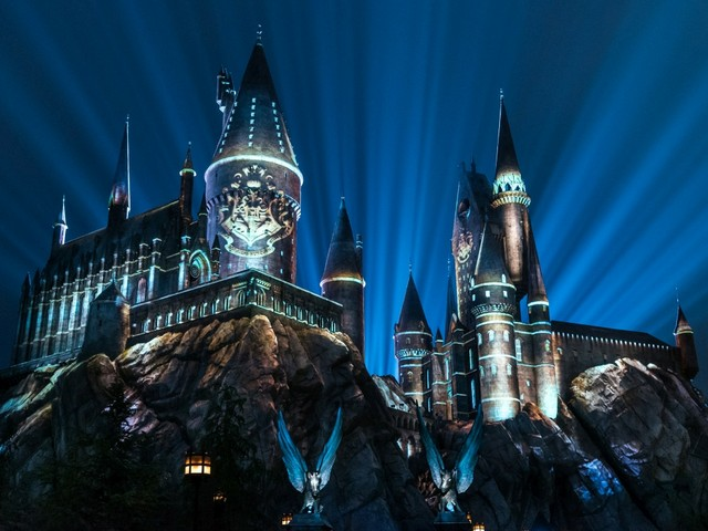 Schloss Hogwarts/Universal's Islands of Adventure