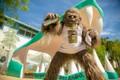 Gatorland Social Distancing Skunk Ape