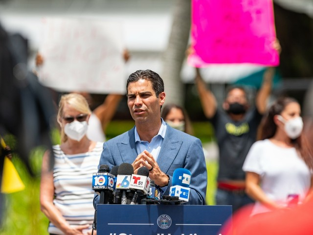 Francis Suarez, Bürgermeister von Miami