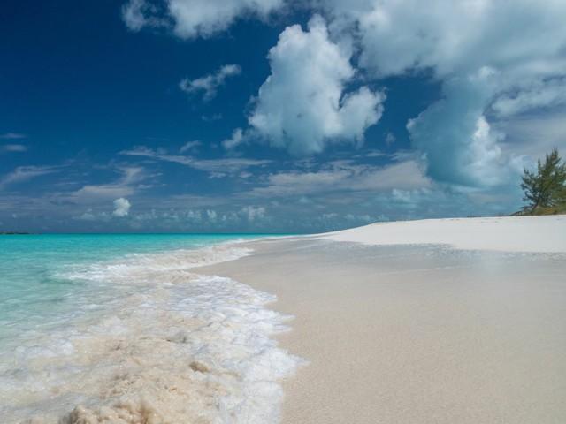 Tropic of Cancer Beach auf Little Exuma (Foto © Thomas Koc/Shutterstock.com)