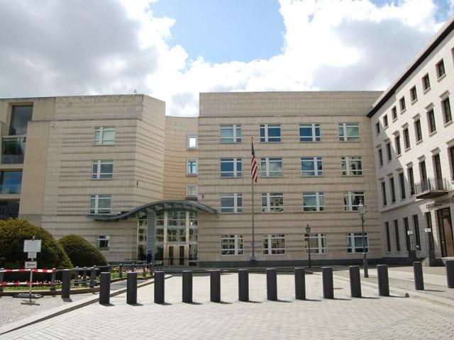 US-Botschaft, Berlin