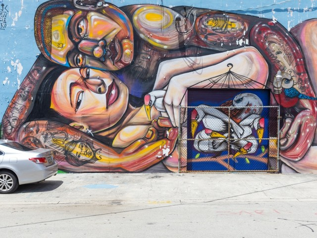 Wynwood Arts District, Miami