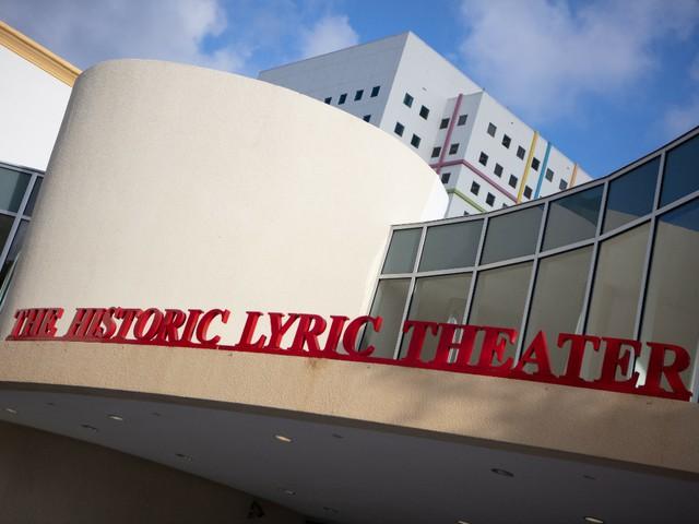 Lyric Theater, Historic Overtown