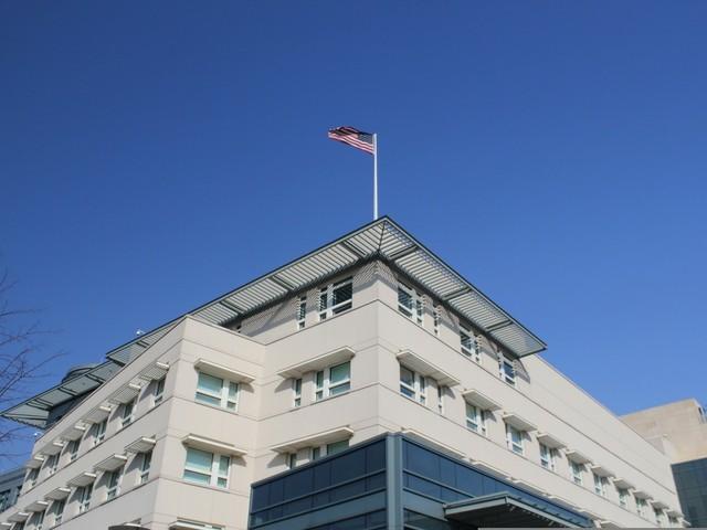 US-Botschaftsgebäude, Berlin