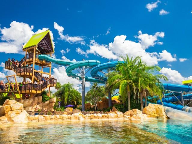 Wasserpark Aquatica Orlando