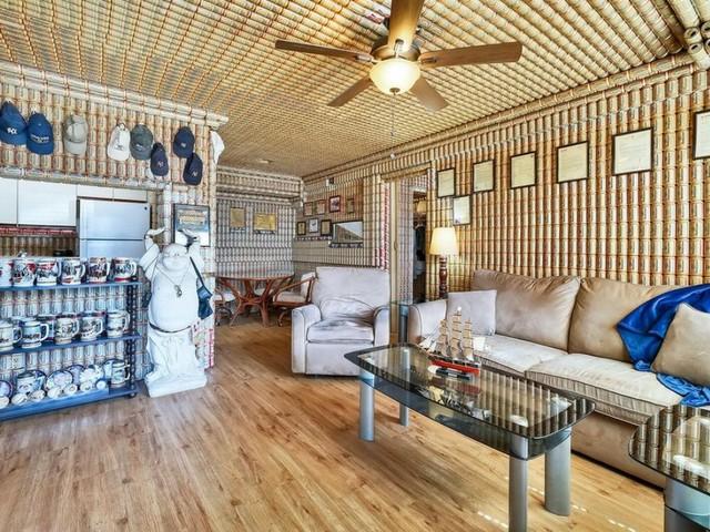 Budweiser-Wohnung Wohnzimmer
