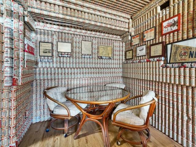 Budweiser-Wohnung Esszimmer