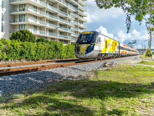 Brightline, Miami