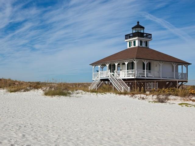 Boca Grande Lighthouse (Foto © jo Crebbin/Shutterstock.com)
