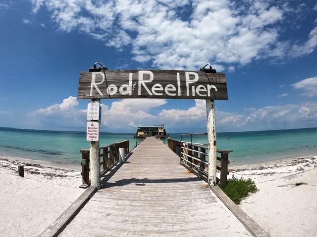Anna Maria Island, Rod & Reel Pier (Foto © Carrie's Camera/Shutterstock.com)