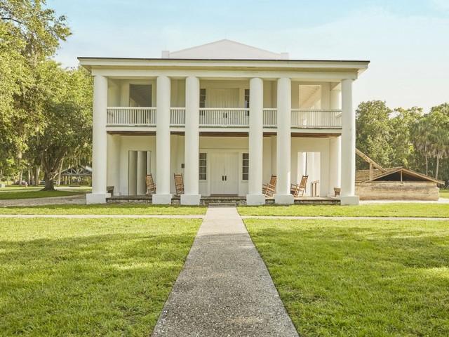 Gamble Mansion (Foto © Bradenton Aera Convention and Visitors Bureau)