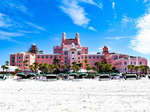 St. Pete Beach mit Hotel Don CeSar