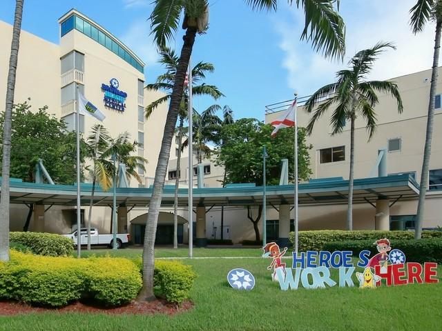 Broward Health Medical Center, Fort Lauderdale