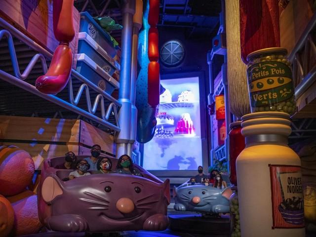 """Remy's Ratatouille Adventure"", EPCOT, Walt Disney World Resort"