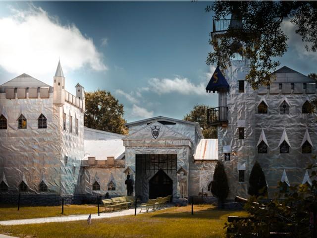 Solomons Schloss in Ona, Florida