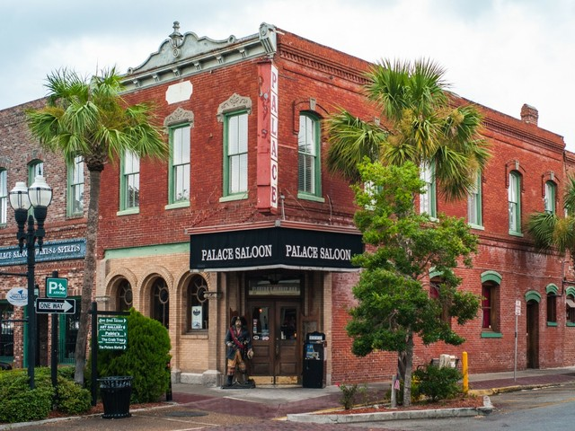 Palace Saloon, Fernandina Beach