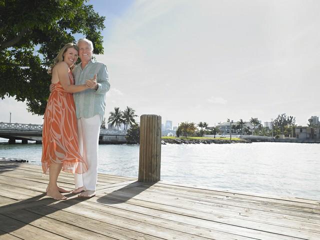 Pension unter Palmen - Rentnerleben in Florida