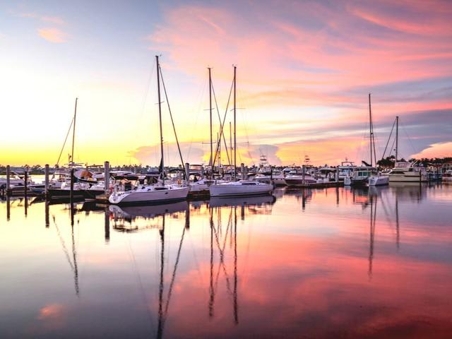 Naples, Jachthafen