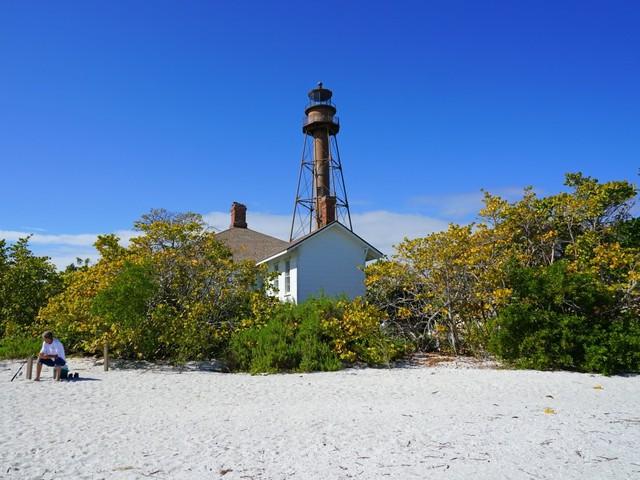 Sanibel Island, Leuchtturm