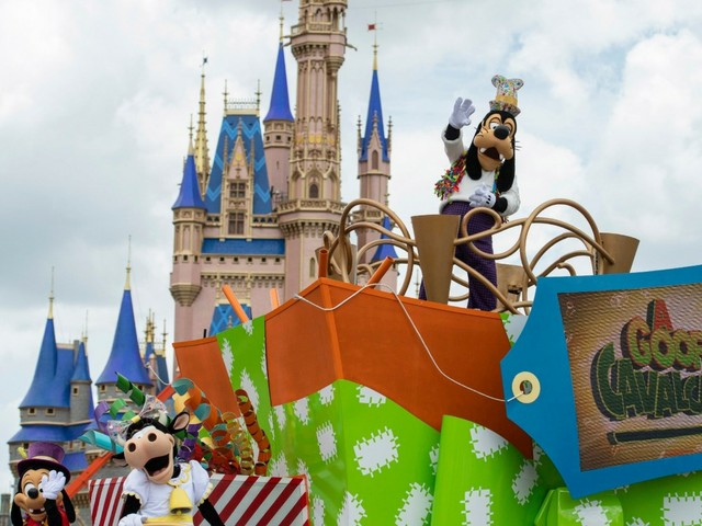 Magic Kingdom, Walt Disney World Resort