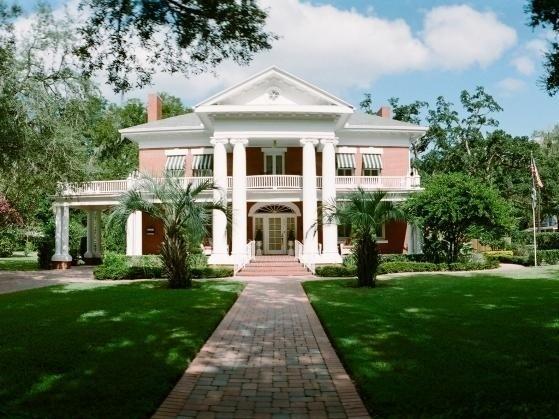 Bartow, viktorianische Villa