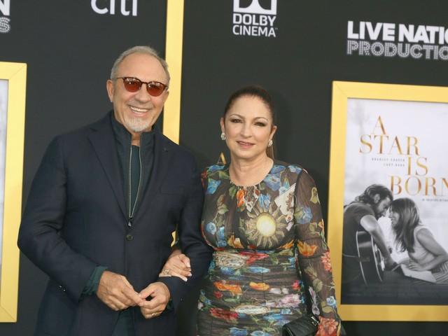 Emilio und Gloria Estefan