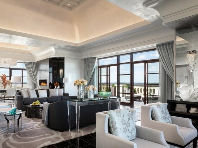 Four Seasons Resort Orlando, Royal Suite, Wohn- und Essraum