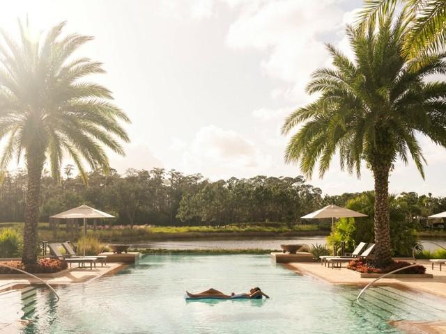 Four Seasons Resort Orlando, Swimmingpool