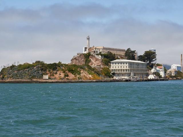 Gefängnis Alcatraz