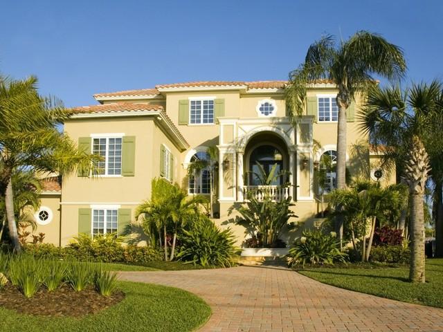 Wohnhaus in Zentralflorida